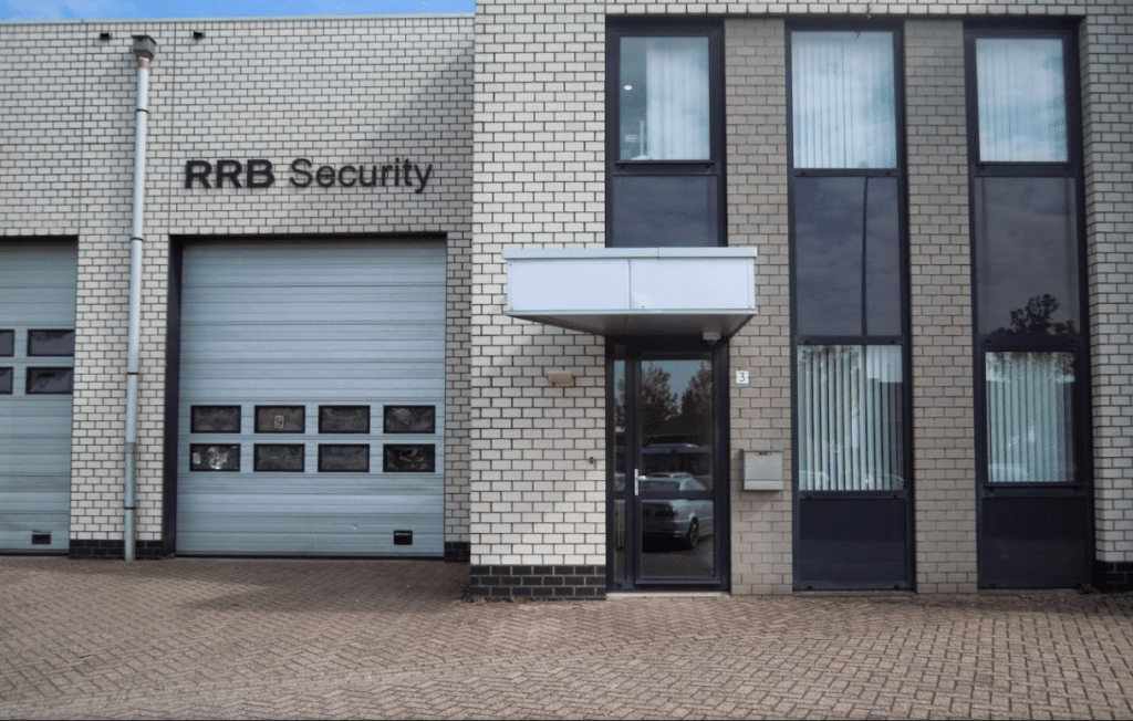 rrbsecurity camera installateur